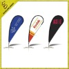 hot selling feather shape beach banners