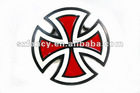 Red Cross Belt Buckle