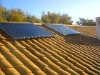 SRCC,SOLAR KEYMARK heater pipe solar water heater system