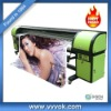 Banner printing machine with large format