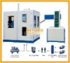 Full-auto mould blowing machine