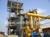 Double stage coal gas generator