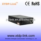 10/100Mbps Fast Ethernet media converter,optical fiber transceiver up to 20km