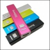 2000mAh universal battery charger for mobile phone