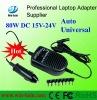MINI Car Use 80W Universal Laptop Adapter