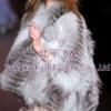 BG21321 Genuine Silver Fox Fur Shawl OEM Wholesale/Retail