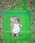 EU STANDARD 100%cotton HX8216 shopping bag