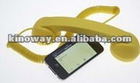 cell phone accessaries retro handsets with volume +/-,pick up button