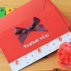 2012 newest style chinese wedding invitation card