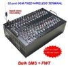 32 Port GSM GPRS Wireless Fixed Terminal plus BULK SMS Build In