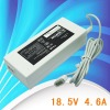 Laptop/Notebook AC Adapter for Apple 18.5V 4.6A