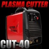 CUT-40 INVERTER PLASMA CUTTER WELDER WELDING