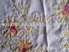 embroidery georgette