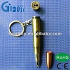 laser pen keychain