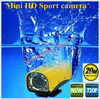 hd 720p waterproof sport helmet camera