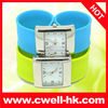 Promotional items china slap silicone watches wholesale SW016