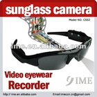 cool fashion video eyewear camera,professional recording,hd video recording sunglasses camera