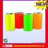 Fashionable fluorescent go kart fuel tank stickers