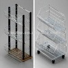 Supermaket wire display rack