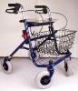 foldable aluminium rollator walker ISD8803