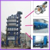 LB1000 Asphalt Batch Mix Plant (80 T/H)