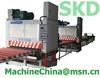 slag deburring machine abrasive belt wet grinding type