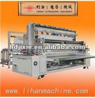 Automatic clean wiper slitting machine