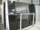 Pure Black Marble Slab