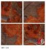 Multicolor rusty slate tile AB1124