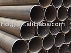 welded round steel pipes
