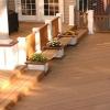 Waterproof Indoor /Outdoor WPC Decking Flooring