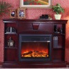 Electric Fireplace, Electric Heater, Electric Stove