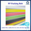 COLORFUL PLASTICS PACKING STRIP