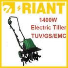 Electric Garden Mini Tiller 1400W