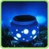 Indoor Solar ceramic lantern (JL-2504 Bubble)
