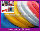 colorful 20mm width 100%nylon velcro tape