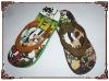 2013 fashion men beach slippers