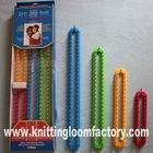 plastic long knitting baby blankets sock scarf loom