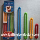 plastic long knitting baby blankets sock scarf loom