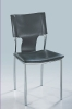 black dining chair UDC018