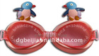 Silicone swimming goggle ornament,silicone accessories,promotional gift