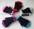 Ladies 2pairs packed fashion glove