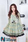 2012 latest fashionable dress,long sleeve dress, beautiful dress for ladies YXQ060