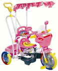 steel frame plastic board for children baby tricycle/kids tricycle/children tricycle/kids toy SY-BB-7