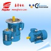 High efficiency three phase electric induction motor