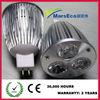 12v MR16 3x2W LED Spot Light CE ROHS