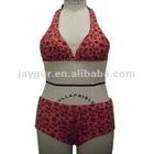 women polyamide/Spandex sexy swimwear