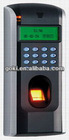 finger print gate access control
