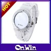 Factory sales digital silicone led watch