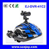 New design hd 720p small digital camera for hardcore skaters, motorcyclists, bikers EJ-DVR-41C2